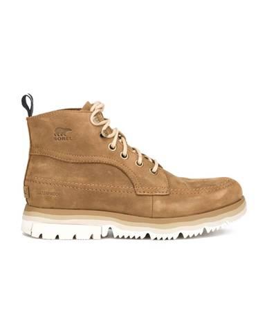 Hnedé členková obuv Sorel