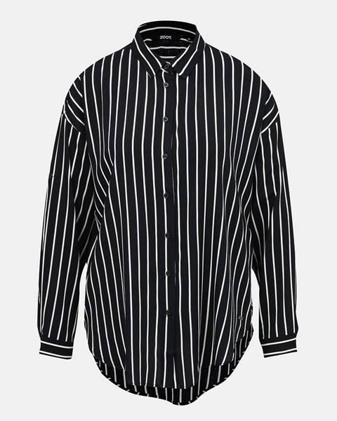 Tmavomodrá košeľa ZOOT