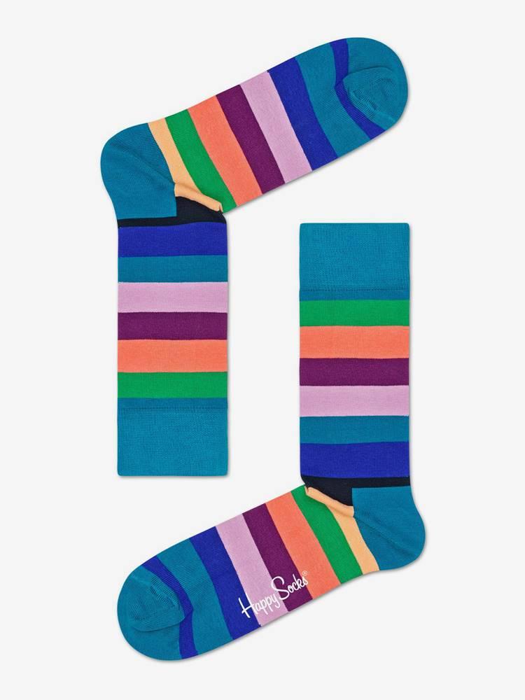 Happy Socks Ponožky Happy Socks Stripe Sock 41-46 Farebná