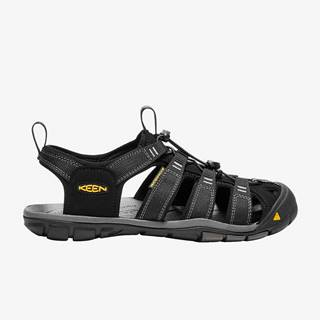 Sandále Keen Clearwater Cnx M Black/Gargoyle Us Čierna