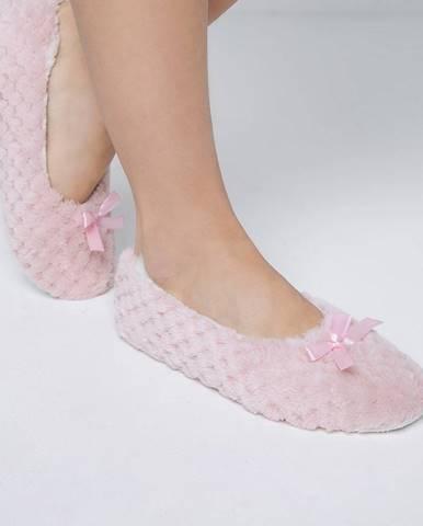 Ružové papuče Aruelle