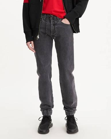 Sivé nohavice Levi's