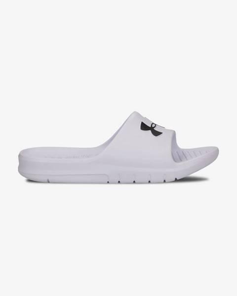 Biele sandále Under Armour