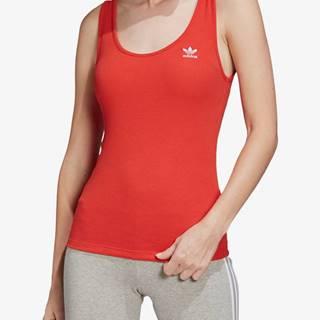 Tielko adidas Originals Tank Top Červená