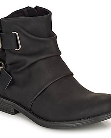 Čierne topánky Blowfish Malibu
