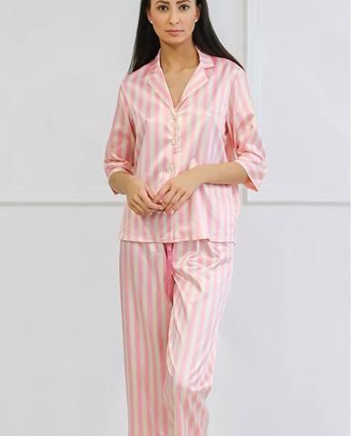 Ružové pyžamo Miss Rosy