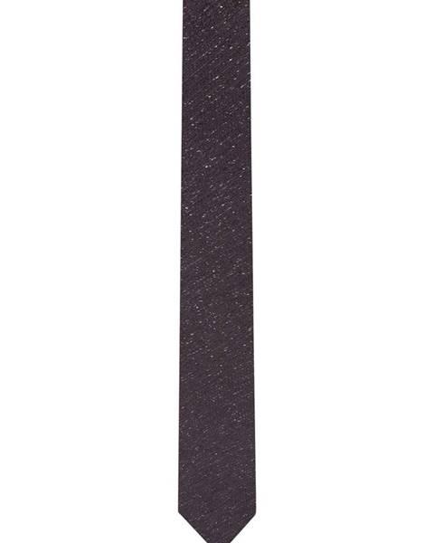 Hnedá kravata Pietro Filipi