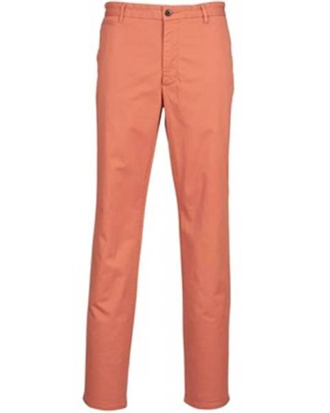 Oranžové nohavice Dockers