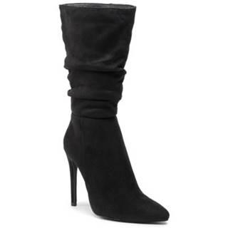 Členkové topánky DeeZee LS5109-11 Materiał tekstylny