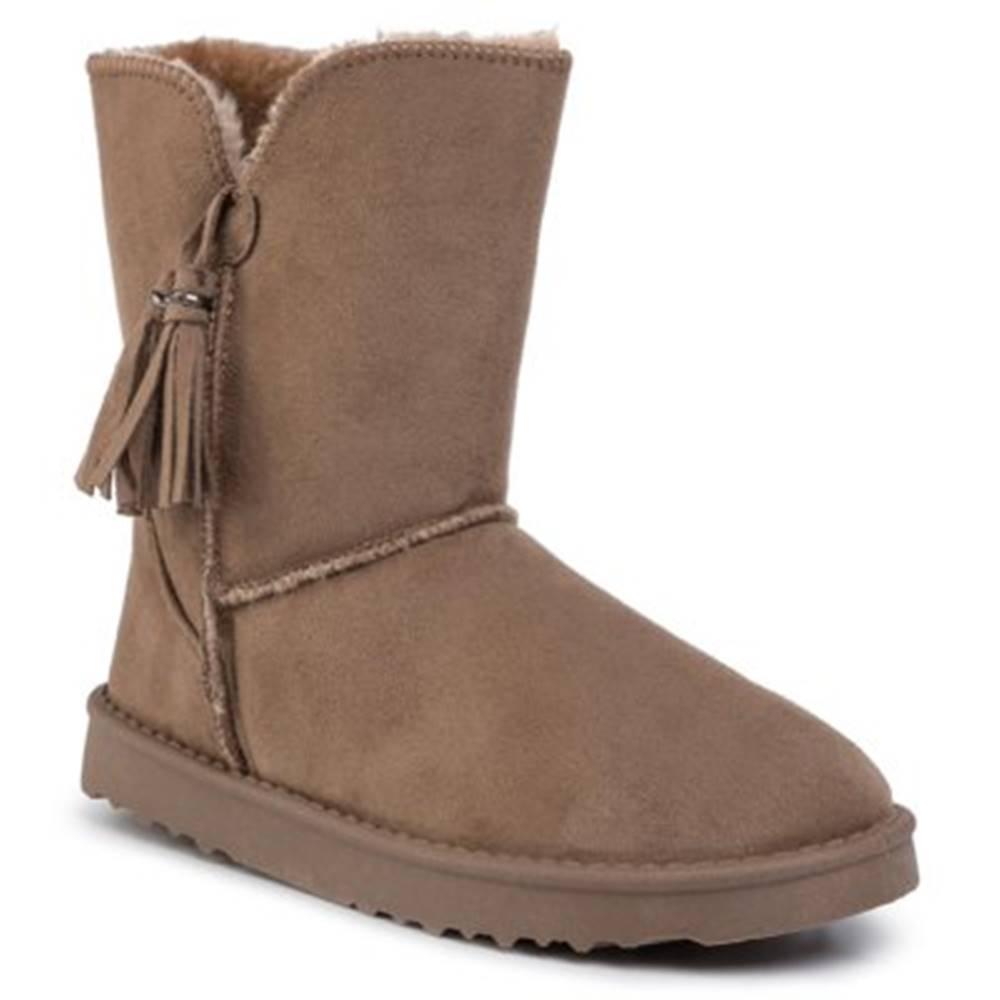 DeeZee Členkové topánky DeeZee WS0868-03 Materiał tekstylny