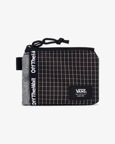 Čierna peňaženka Vans