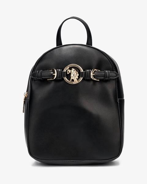 Čierny batoh U.S. Polo Assn