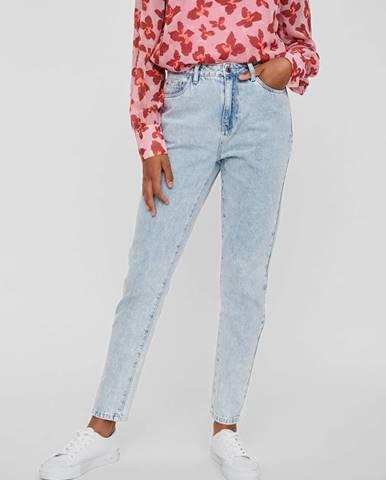 Svetlomodré nohavice Vero Moda