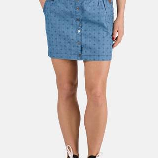 Modrá sukňa SAM 73