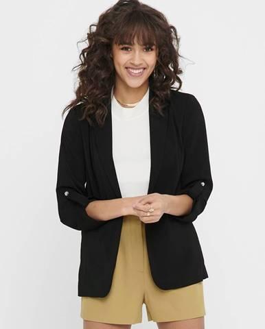 Čierne sako Only
