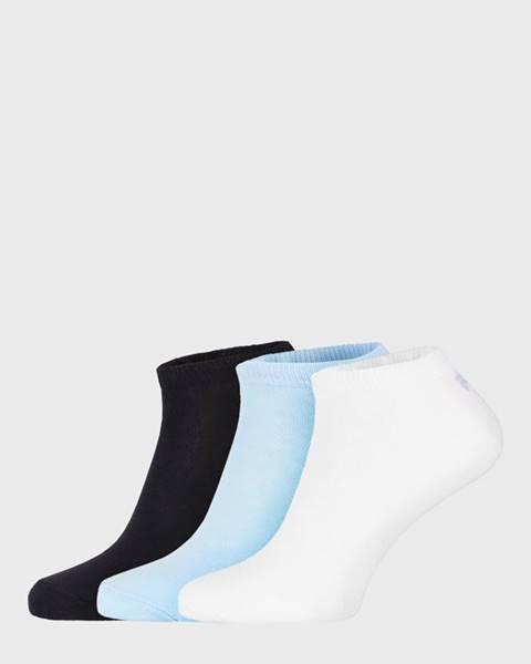 Modré ponožky Fila