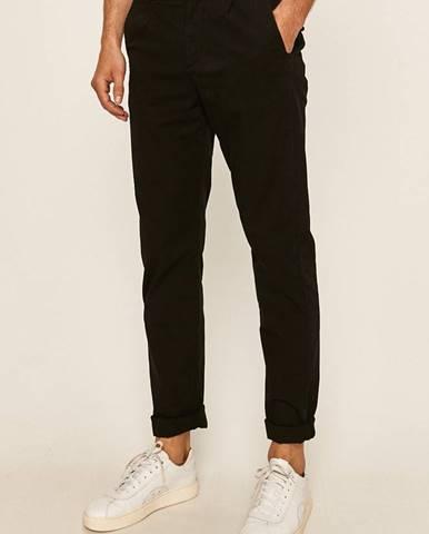 Čierne nohavice Guess Jeans