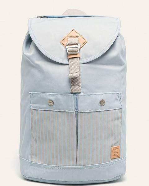 Modrý batoh doughnut