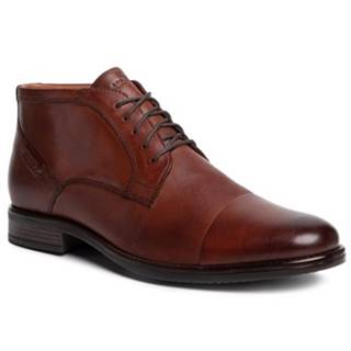 Šnurovacia obuv Lasocki for men MB-NORWAY-60 koža(useň) lícová