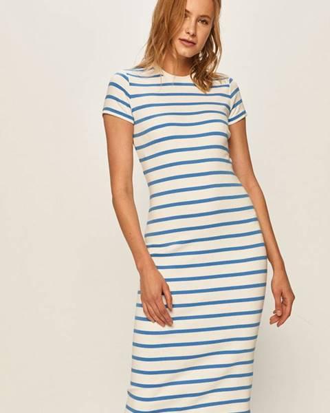 Biele šaty Polo Ralph Lauren