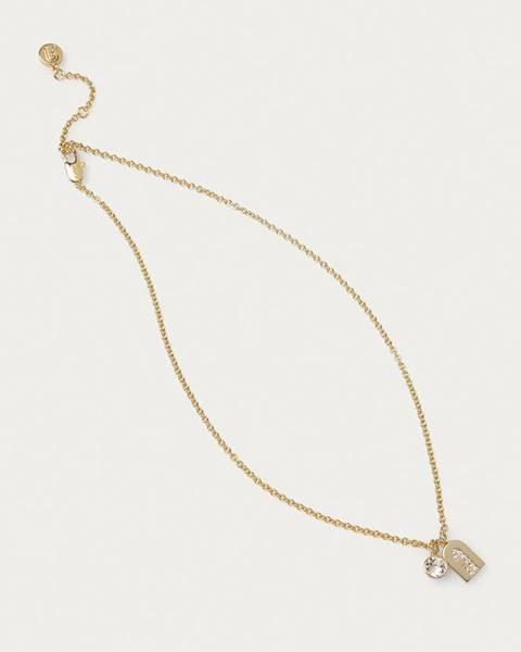 Zlatý náhrdelník Furla