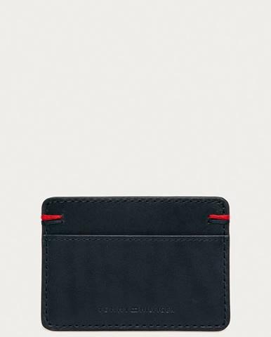 Tmavomodrá peňaženka Tommy Hilfiger