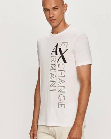 Tričká a tielka Armani Exchange
