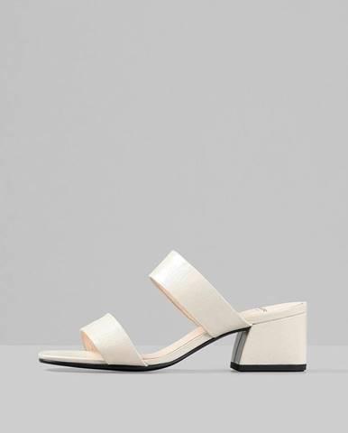 Krémové papuče Vagabond