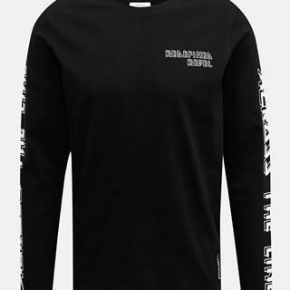 Čierne tričko Redefined Rebel