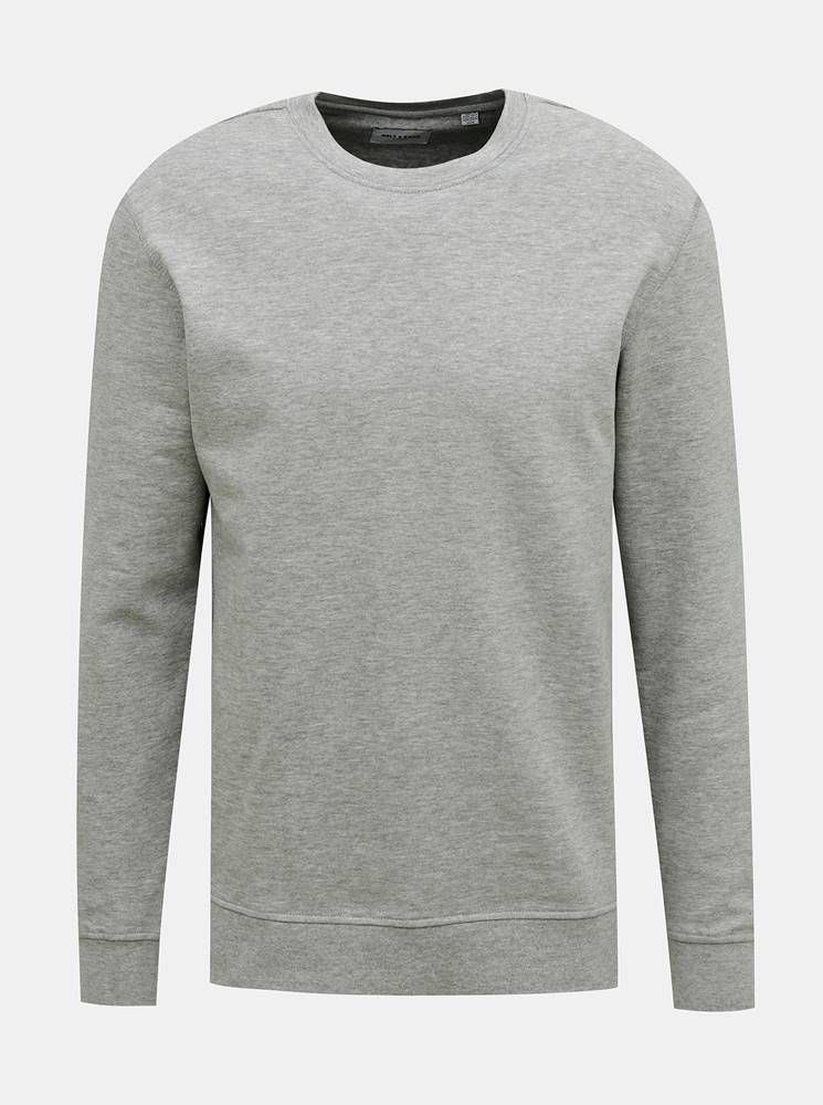 ONLY & SONS Šedá basic mikina ONLY & SONS