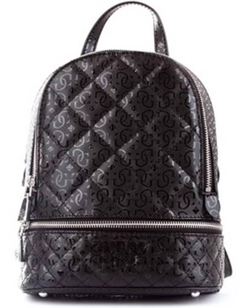 Čierny batoh Guess