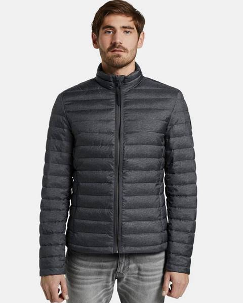Čierna bunda Tom Tailor